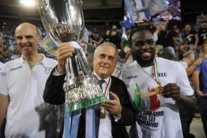 """Lazio, nessun passo indietro di Lotito: """"Chi vuole Keita deve accontentare anche noi"""""""