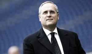 """Lazio, Lotito: """"Noi non vorremmo vendere, ma i giocatori non sono sempre bandiere"""""""