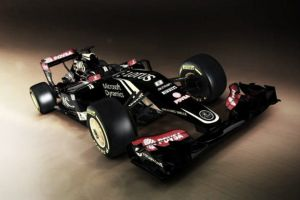 Formula 1, ecco la nuova Lotus E23 Hybrid