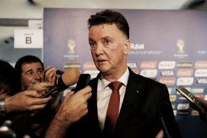 """Van Gaal:""""Nadie confiaba que llegaríamos hasta semifinales"""""""