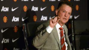 """Van Gaal: """"Los errores arruinaron nuestra mejor actuación"""""""