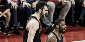 Spurs y Cavaliers barren en sus eliminatorias; los Warriors ganan sin Curry