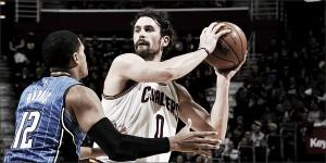 NBA: Cleveland in Love, battuta anche Orlando (117-103)