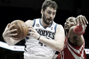 Chicago, interesado en Kevin Love