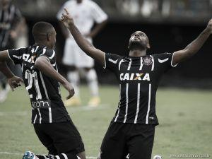 Vágner Love marca primeiro gol e Corinthians chega à quarta vitória seguida ante Bragantino