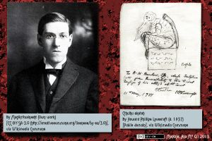 Howard Phillips Lovecraft: los temores más profundos