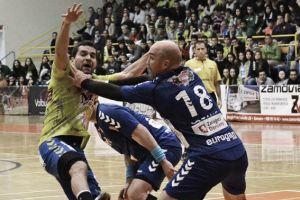 BM Aragón da un paso al frente en Zamora