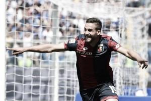 """Il Genoa si gode la vittoria nel derby, Pavoletti: """"Non è facile contenere la gioia"""""""
