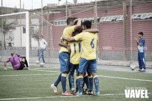 Las Palmas Atlético vuelve a la senda de la victoria