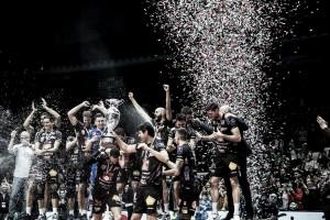 Volley M - La Lube Civitanova Marche, trascinata da un grande Sokolov, fa sua la Coppa Italia
