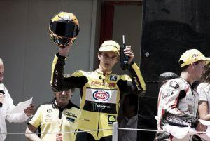 Luca Marini, wild card en el Gran Premio de San Marino