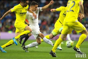Rotaciones ante el Villarreal