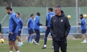 """Alcaraz: """"El Sevilla es un equipo con muchos argumentos"""""""