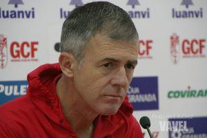 """Lucas Alcaraz: """"El único objetivo es nuestro partido"""""""