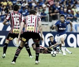 De volta à titularidade, Lucas Romero almeja título pelo Cruzeiro