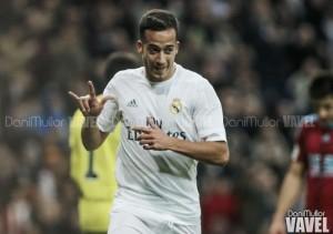 Figura del Real Madrid:Lucas Vázquez