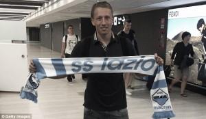 Lucas Leiva deja Liverpool para recalar en la Lazio