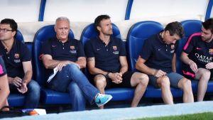 Recreativo de Huelva- FC Barcelona: puntuaciones del FC Barcelona, Trofeo Colombino