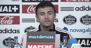 """Luis Enrique: """"No firmo el empate antes de jugar"""""""