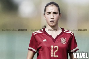 """Lucía Rodríguez: """"Queremos llevarnos el bronce a casa"""""""