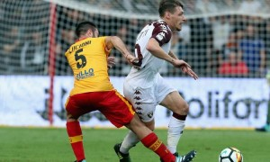 Benevento, Lucioni positivo all'antidoping