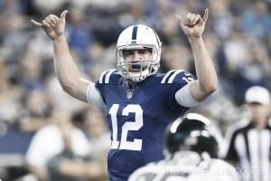 Los Colts confían en el regreso de Andrew Luck