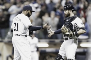 Texas Rangers strike another big deal, land Jonathan Lucroy and Jeremy Jeffress from Milwaukee Brewers