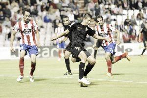 Resultado Lugo - Racing de Santander de la Liga Adelante (0-0)