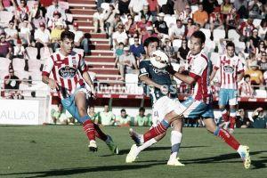 El Real Valladolid se baja de una nube de plata