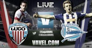 CD Lugo - Deportivo Alavés en directo (3-2)