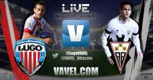 Lugo - Albacete Balompié en directo online en Liga Adelante 2015