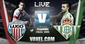 Lugo - Real Betis en directo