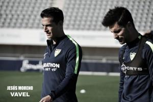El Málaga se une a los equipos con más partidos sin marcar