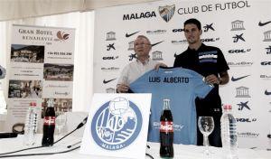 """Luis Alberto: """"Espero conseguir lo que nos propongamos"""""""