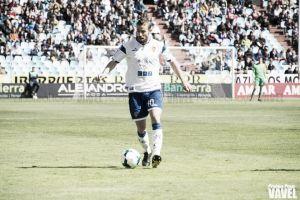 Luis García deja de ser jugador del Zaragoza