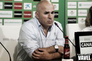 Tres partidos de sanción para Luis César Sampedro
