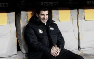 "Luis Figo insists Inter Milan cannot be ""satisfied"" without Champions League"