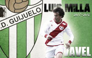 El Guijuelo continúa apostando por la juventud con la cesión de Luis Milla