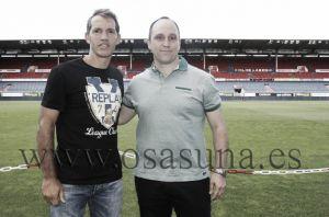 Luis Virto, nuevo director del fútbol base de Osasuna