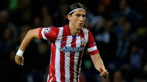 Filipe Luis set to sign for Chelsea