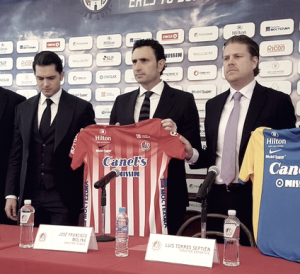 Luis Torres Septién dejó al Atlético de San Luis