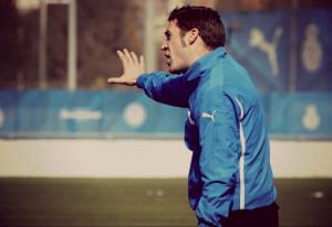 Luis Carrión deja el banquillo del Espanyol esta temporada