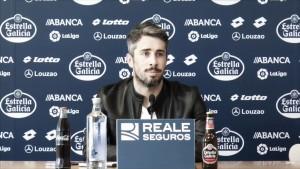 """Luisinho:""""Nosotros estamos con Garitano"""""""