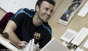 Official: Luis Enrique confirmed as new Barcelona boss