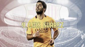 FC Barcelona 2015/16: Luis Suárez