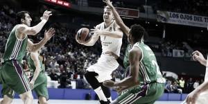 Turkish Airlines EuroLeague - Real Madrid a valanga, Malaga ko (89-57)