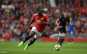 Kick it Out in protest at new Romelu Lukaku chant