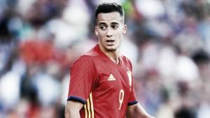 Lucas Vázquez vuelve a la selección