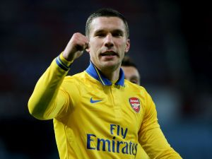 Lukas Podolski: In or Out?
