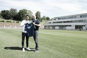 Volante alemãoLukas Ruppdeixa Stuttgart e assina com Hoffenheim por quatro anos